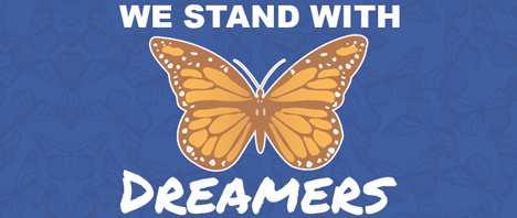 We stand with Dreamers.