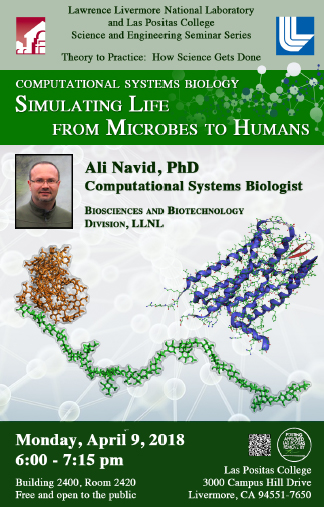 Computational Systems Biology: Simulating Life from Microbes to Humans