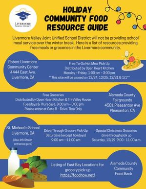 Livermore School District_Holiday Community Food Resource Guide 12.2020_English